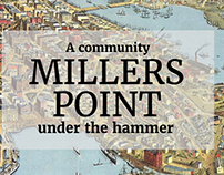 Millers Point Sydney