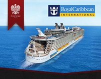 Royal Caribbean - Rich Media Advertisement