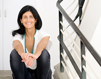 Designer Nili Lotan for The Window/ Barneys New York