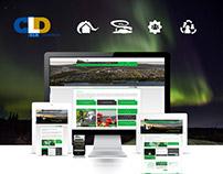 Site web du CLD Caniapiscau