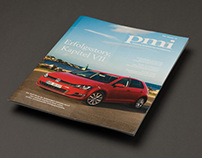 Editorial Design – Porsche Holding employee magazine