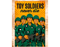 TOY SOLDIERS NEVER DIE