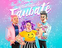 Fanart - Youtubers - Filhos da Grávida de Taubaté