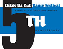 Check Us Out Dance Festival | 5th Anniversary