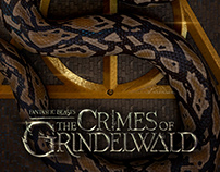 Poster for Fantastic Beasts - The Crimes of Grindelwald
