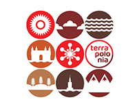 Terra Polonia visual identity