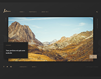 Dark - Photographer HTML Template