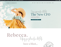 Rebecca Binnedyk Website