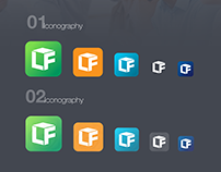 Leapfrog Iconography and Desktop Application