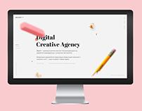 Promo for digital agency