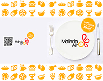 Malindo Air Belonging Products Design