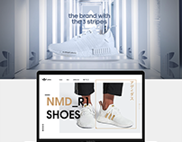 adidas NMD Web Concept