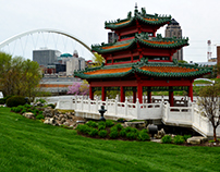 Garden and Pagoda