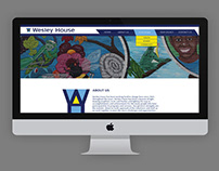 Wesley House Web Page Redesign