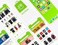 Shop Master E-Commerce Green