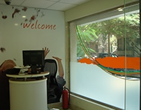 My work at Interior office, Nader Arnaout