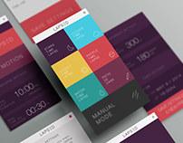Lapsed / Branding & app ux