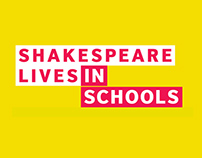 Shakespeare Lives - Schools Pack for VSO