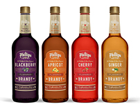 Phillips Flavored Brandies