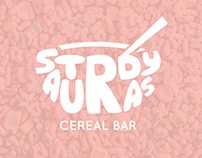 Saturdays Cereal Bar.