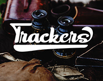 Trackers - Bold Script Font (Free)