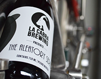La Cabra Brewing - Brand Development