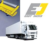 Easy Jack - Truck tire jack