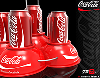 Coca Cola Glorificador / Point of Purchase