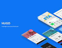 Hugo - Intelligent personal assistant