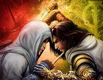 Prince of Persia VS Assassin Creed