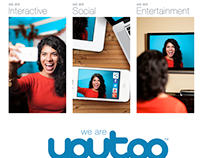 Youtoo Social TV Magazine Ads