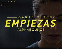 adidas AlphaBounce | Ganas cuando empiezas
