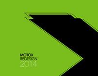 Redesign MotoX