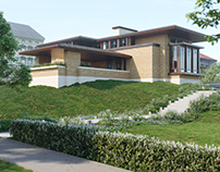 Oscar Steffen House CGI