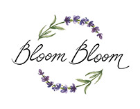 Логотип компании Bloom Bloom