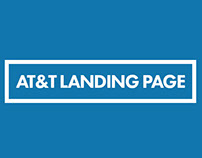 AT&T Landing Page