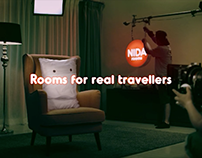 NIDA Rooms Brand Launch