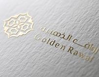 Golden Rawaf Branding