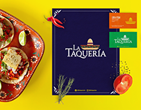 La Taquería Rebranding