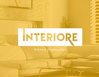 Interiore Móveis Planejados | Branding