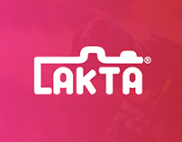 Lakta® Logo and Brand Identity Design