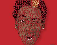 Wiz Khalifa Illustration.