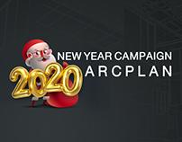 (Arcplan) New Year Campaign 2020