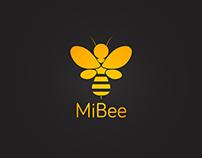 Logo Brand MiBee