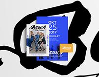 Branding for Beau4 - Flute Quartet