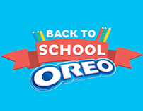 BACK TO SCHOOL OREO