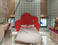 girlroom design