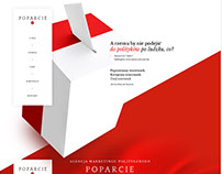 Agency of politics branding