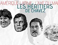 Les héritiers de Chavez Illustration