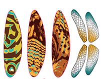 Lalo Treasures stickers designs